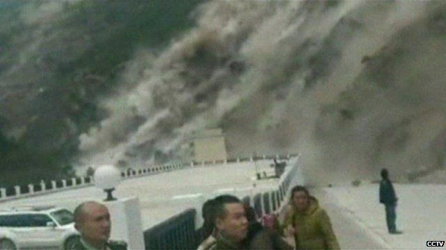 Quake in Tibet