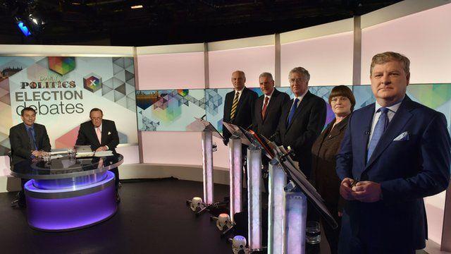 Daily Politics Defence Debate