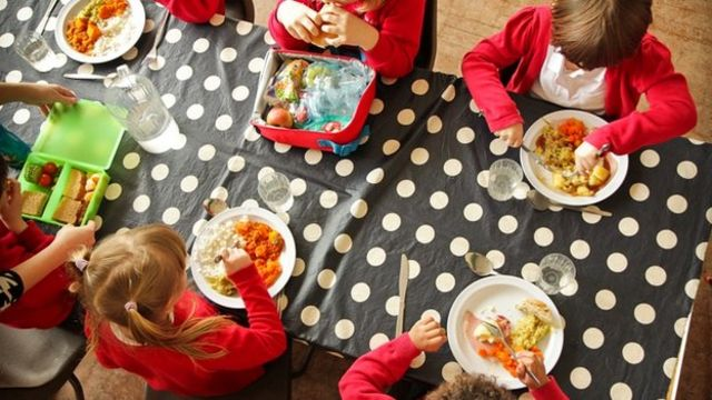 Schools feeding and clothing pupils, say heads