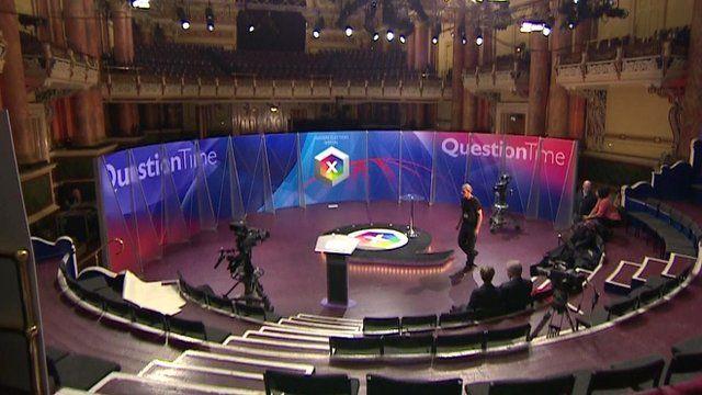 Question Time set