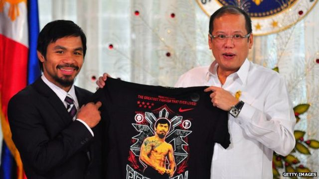 The Pac Man effect: Boxer boosts Philippines economy