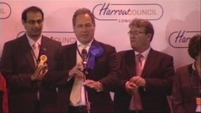 Bob Blackman became Conservative MP for Harrow East in the last election