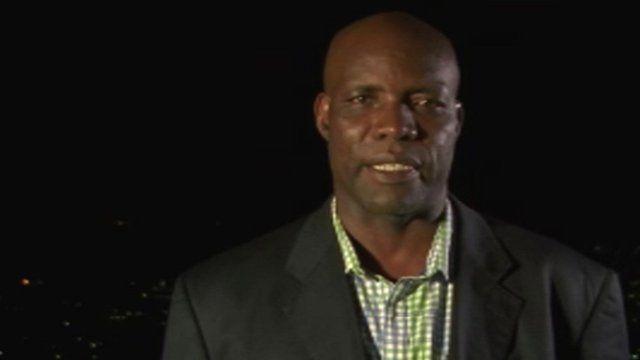 Burundi's presidential spokesman Gervais Abayeho