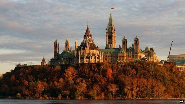 The Canadian Parliament was the site of an attack in October 2014
