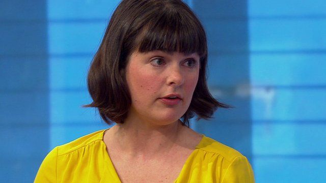 Joeli Brearley, founder of Pregnant then Screwed