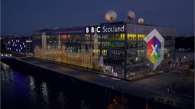 BBC Scotland at Pacific Quay