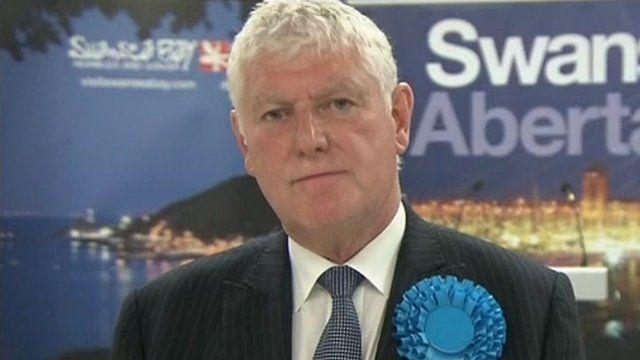 Byron Davies