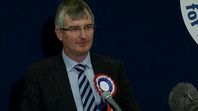Tom Elliott said a unionist winning the seat of Fermanagh and South Tyrone represented a great victory for unionism