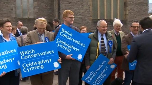 Tories in Brecon