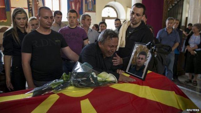 Macedonia blames Kosovans for deadly Kumanovo clashes