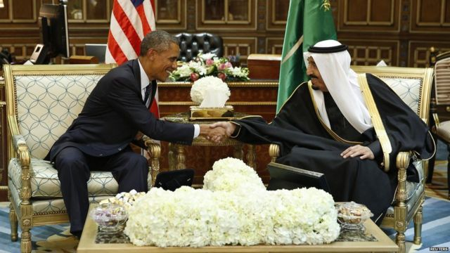 Gulf leaders back out of Camp David summit in 'snub' to Obama