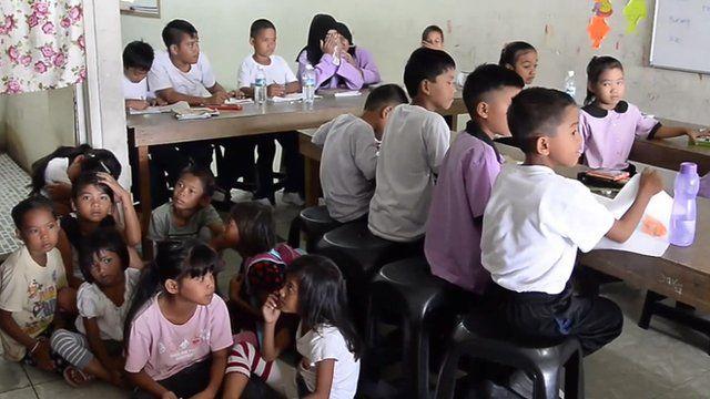 Malaysian kids