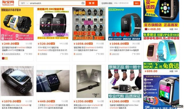 China imposes smartwatch and wearable tech army ban