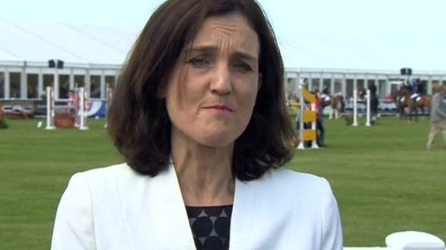 Northern Ireland Secretary of State Theresa Villiers has defended the plan