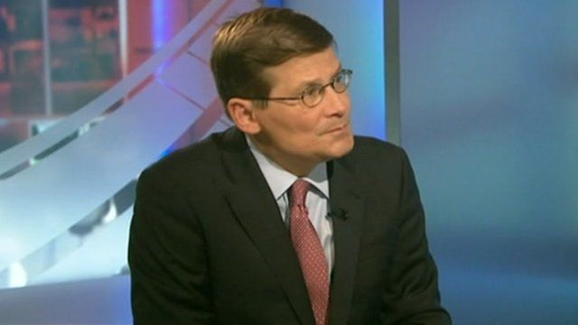 Mike Morell, author of 'The Great War of Our Time', discusses threat of Al Qaeda, IS and Iran