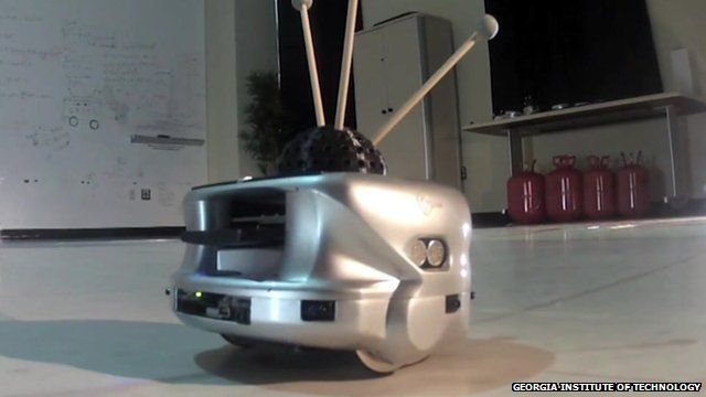 'Swarm robots' could be used for future rescue operations