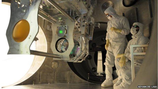 Advanced Ligo gravitational wave hunt is green lit