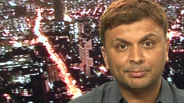 Indian gay activist Harish Iyer