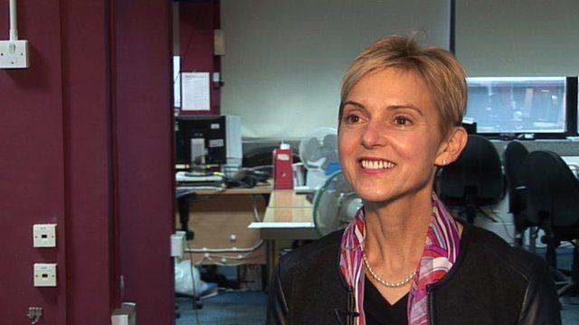 Prof Diana Huffaker