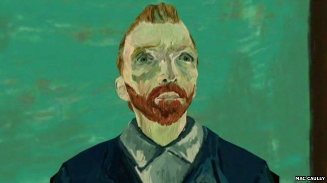 Van Gogh in virtual reality