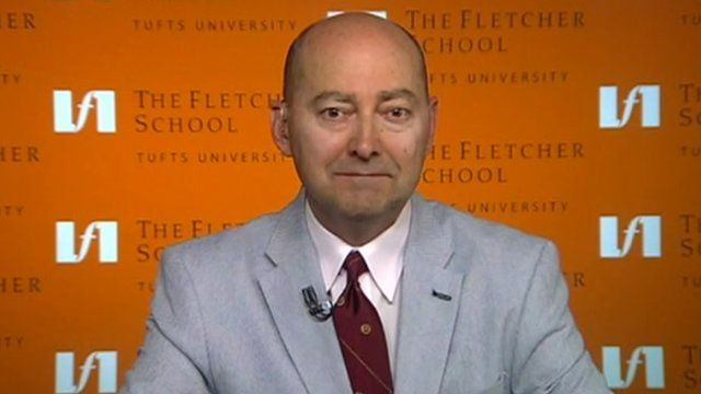 Admiral Stavridis says Shia militias 'a necessity' in Iraqi fight against IS