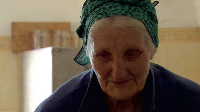 A woman living in Pisky