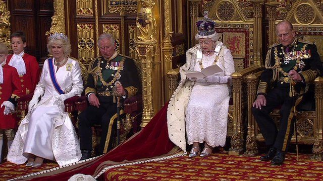 Queen's Speech 2015