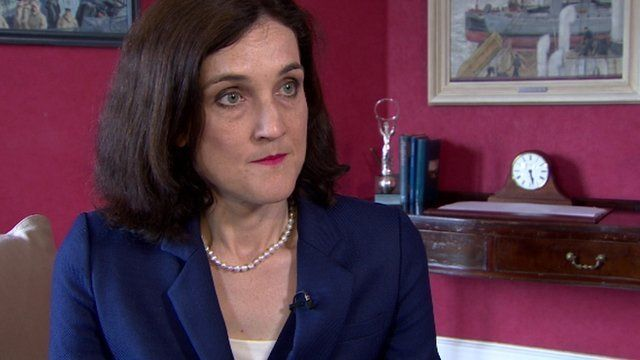 Theresa Villiers said she cannot rule out Westminster legislating on welfare matters