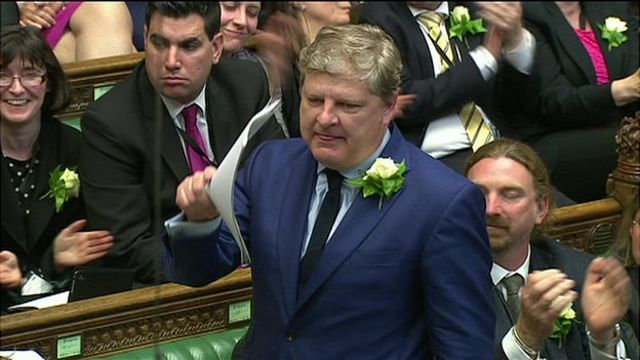 Why are MPs banned from clapping?