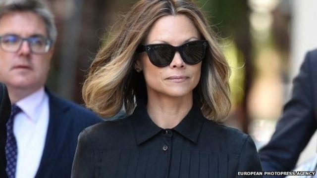 Australia's Gina Rinehart loses control of family trust to daughter