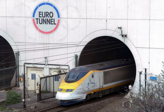 Direct train to Europe