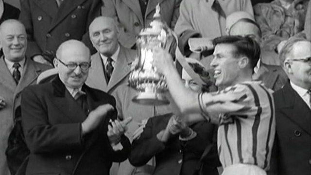 Aston Villa last won the cup in 1957