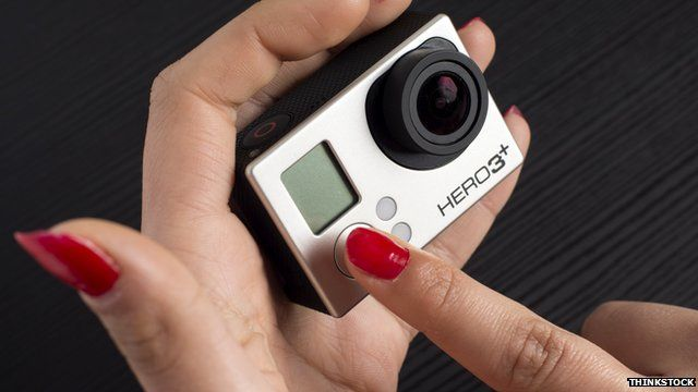 GoPro cameras 'could be used to spy on owners'