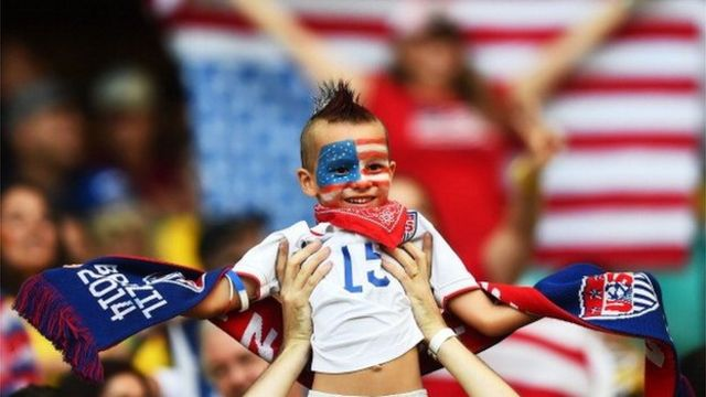 The myth that America doesn't like football