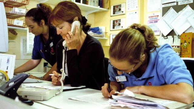 NHS facing 'very, very big challenge'
