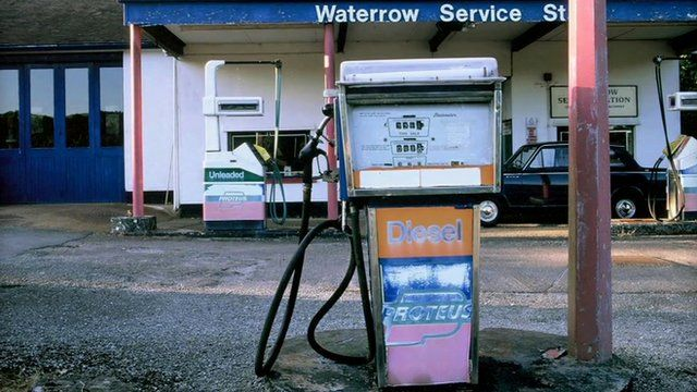 Waterrow Service Station