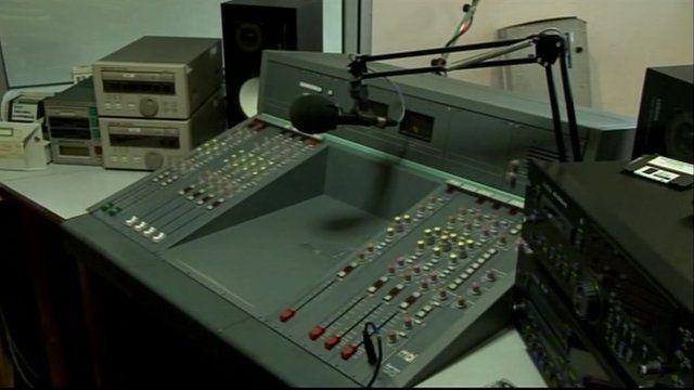 gorsaf radio