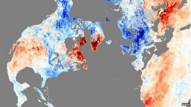 US scientists: Global warming pause 'no longer valid'