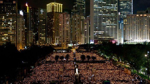 Commemorations in Hong Kong