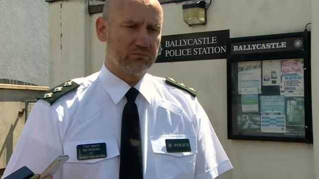 Ch Insp Mark McClarence said the bodies were found after a family member had concerns and visited the house