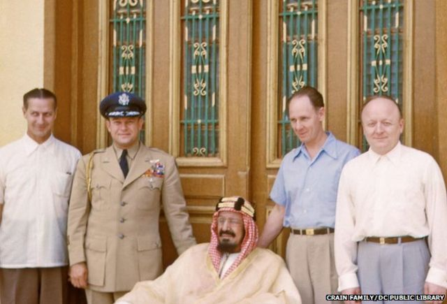 The secret US mission to heal Saudi King Ibn Saud