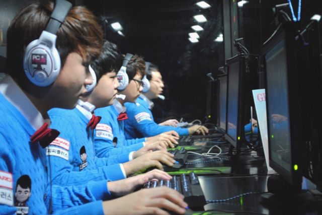 The real scars of Korean gaming