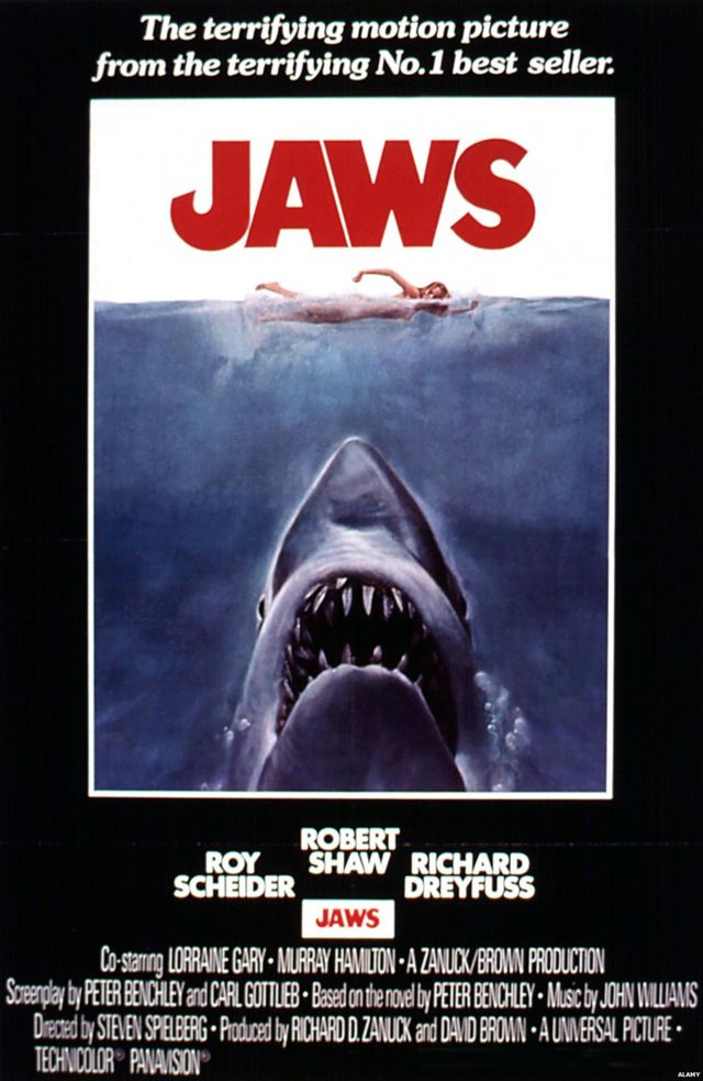 How Jaws misrepresented the great white