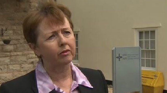 Betsi Cadwaladr vice chair Margaret Hanson
