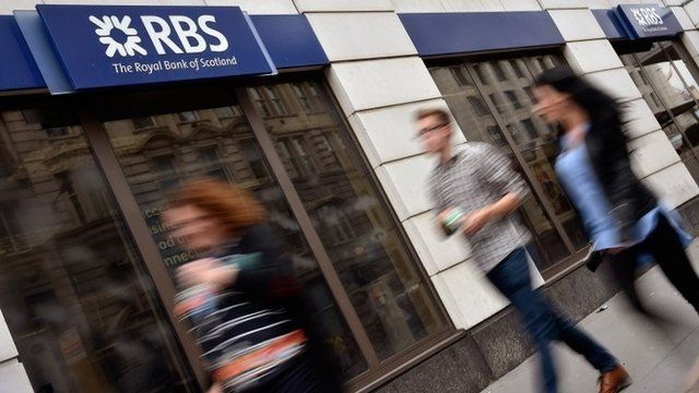 Branch of RBS