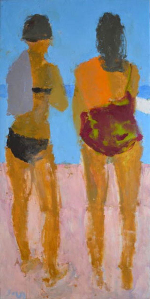 Sargy Mann: How a blind painter sees