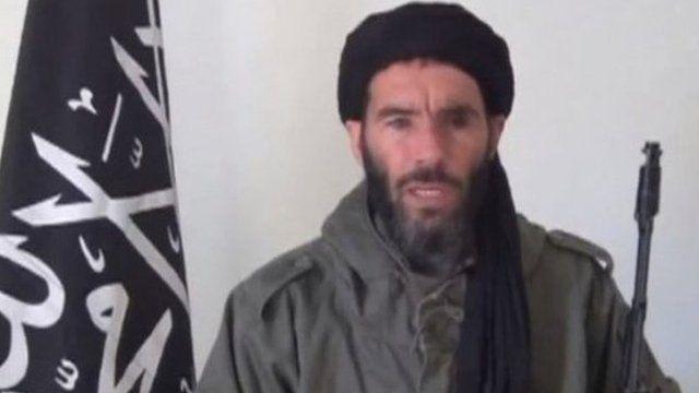 Islamist militant leader Mokhtar Belmokhtar