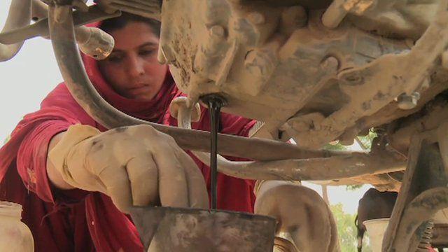 Women in the Punjab