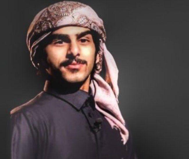 Singer Abdallah Al Shahani