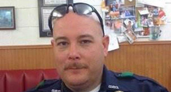 Brent Thompson, a Dallas Area Rapid Transit officer who was among those killed in the Dallas attack.